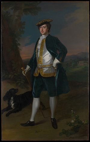 Enoch Seeman - Sir James Dashwood