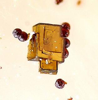 Segnitite Common iron oxide mineral