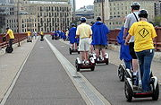 Segway tour in Minneapolis, Minnesota