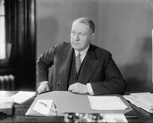 Fred H. Brown - Brown as senator
