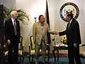 Senators Inouye & Cochran paid a Courtesy Call on Senate President Juan Ponce Enrile.jpg