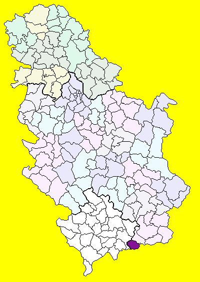 Serbia Preševo