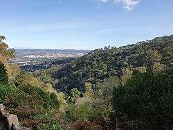Serra de Sintra com vista para Oeste.jpg