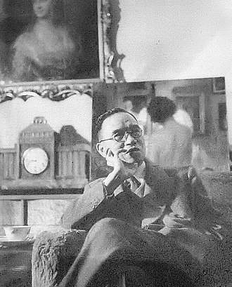 Shōjirō Ishibashi - Shōjirō Ishibashi in 1952