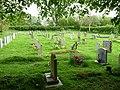 Shalbourne - Graveyard - geograph.org.uk - 1450595.jpg