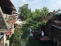 Shanghai Qingpu - Zhujiajiao IMG 8144 Caohe Street and canal.jpg