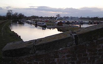 Sawley, Derbyshire - Image: Shardlow to Sawley Marinas