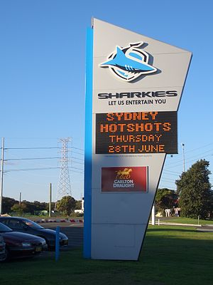 Cronulla-Sutherland Sharks - Sharkies Leagues Club