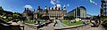 Sheffield City Hall and Peace Gardens Panorama.jpg