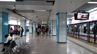 Lingzhi station