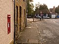Sherborne, Victorian postbox in Westbury - geograph.org.uk - 1553026.jpg