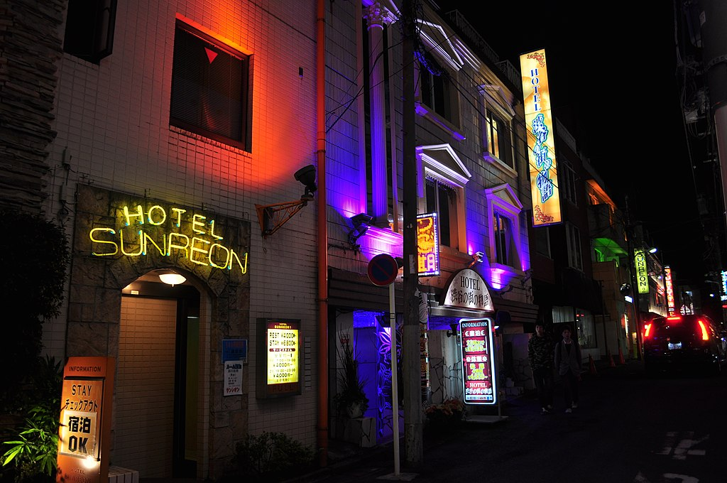 Shibuya - Hotel Sunreon (love hotel) 01 (15554736517)