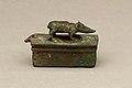 Shrew-mouse surmounting shrine-shaped box for an animal mummy MET 04.2.656 EGDP014767.jpg