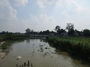 Thakurgaon District - Image: Shuk River