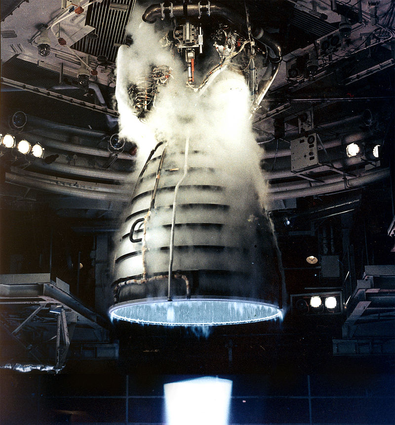 Shuttle Main Engine Test Firing cropped edited and reduced.jpg