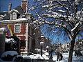 Sidewalk - Thomas T. Gaff House.JPG