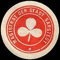 Siegelmarke Magistrat der Stadt Sarstedt W0238581.jpg