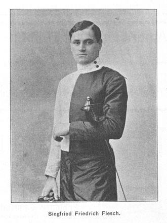 Siegfried Flesch - Image: Siegfried Friedrich Flesch 1902