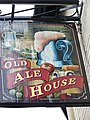 Sign for the Old Ale House - geograph.org.uk - 885540.jpg