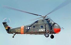 Sikorsky H-34 - A U.S. Army CH-34