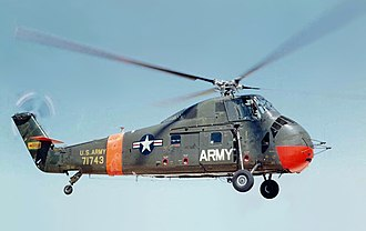 Sikorsky H-34 - A United States Army CH-34