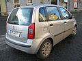 Silver Fiat Idea MultiJet in Kraków (2).jpg
