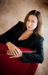 Simone Young Australian conductor