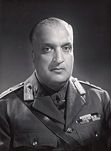Sir Hari Singh Bahadur, Maharaja of Jammu and Kashmir, 1944.jpg