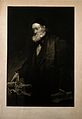 Sir Richard Owen. Mezzotint by H. J. Thaddeus, 1889, after h Wellcome V0006584.jpg