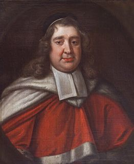 Thomas Jones (justice) English judge and politician in the 17th century