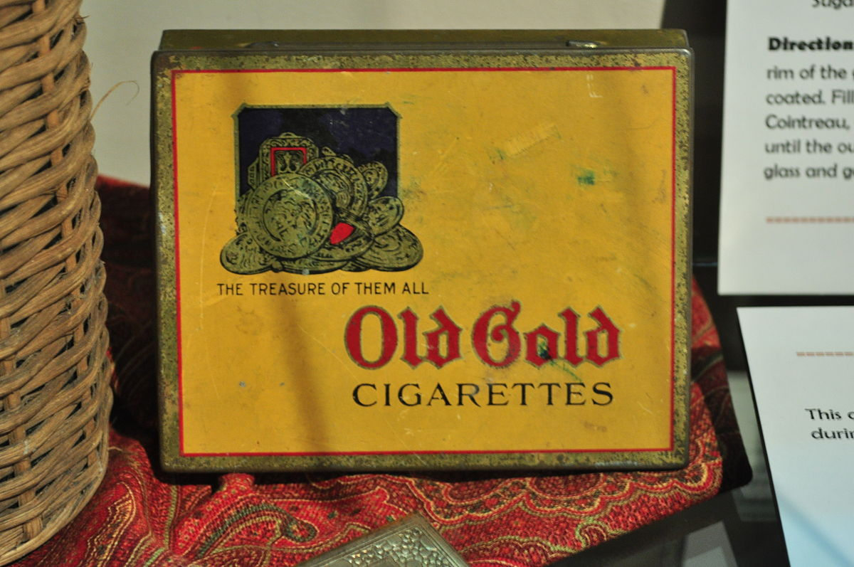 Old Gold Cigarette Wikipedia