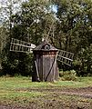 "Skansen Kolbuszowa wiatrak ""holender"" z Padwi 03.09.2010 p.jpg"