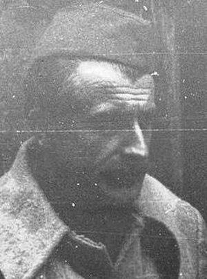 Skender Kulenović - Skender Kulenović in 1943
