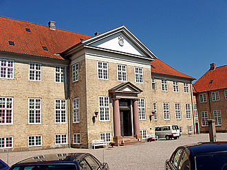 Ringsted Municipality - Image: Skjoldnæsholm