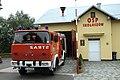 Skołoszów, hasičský vůz.jpg