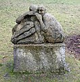 Skulptur Püttbergeweg ggü 1 (RahndWil) Älteres Paar&Ingeborg Hunzinger&1996.jpg