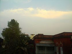 Sky line of Rishra