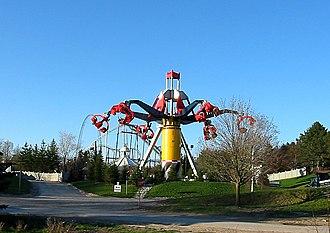 Sledge Hammer (ride) - Image: Sledge Hammer Canada's Wonderland
