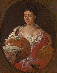 Portrait of Elisabeth de Calisch, née Petröczy