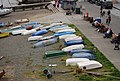 Small boats laid up, Conwy Quay - geograph.org.uk - 1482973.jpg