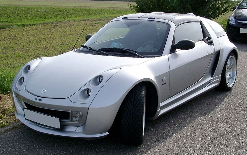 file smart roadster coupe front wikimedia. Black Bedroom Furniture Sets. Home Design Ideas