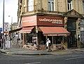 Smorgasbord Coffee Bar - Godwin Street - geograph.org.uk - 1544933.jpg