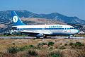 Sobelair Boeing 737-229; OO-SBT, Samos, August 1991 (5689318319).jpg