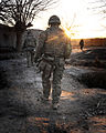 Soldiers from 1 Yorks on Patrol in Afghanistan MOD 45153535.jpg