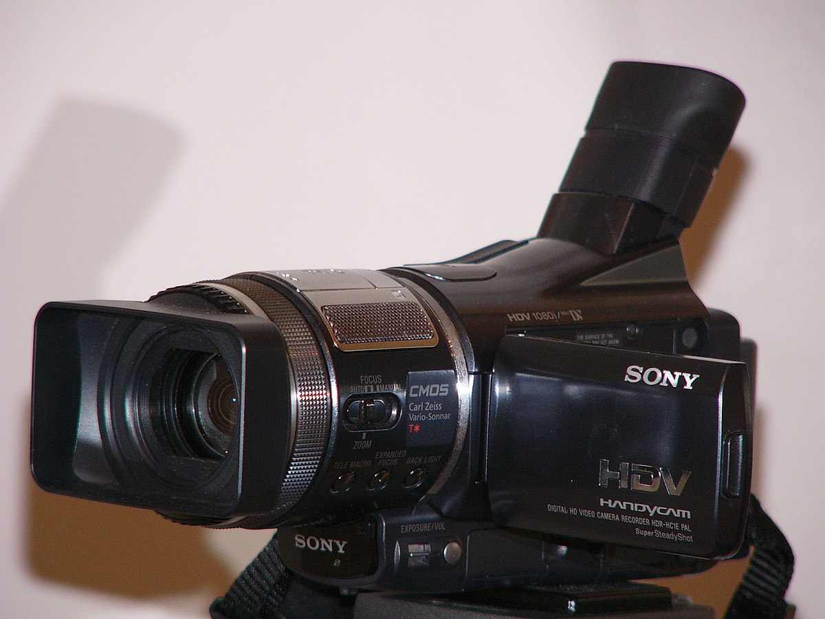 Manual camera sony hdv 1080i price