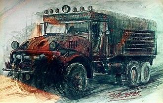 Sorcerer (film) - Image: Sorcerer truck