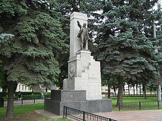 Памятник Ленину на улице Коминтерна (Нижний Новгород)