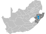 South Africa Districts showing Umzinyathi.png