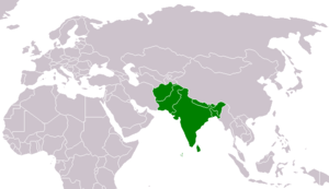 UN Subregion of Southern Asia.