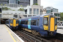 Southeastern 375826 and 375605 at Charing Cross.jpg